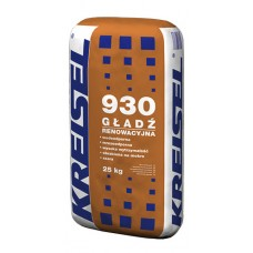 Реставрационная изветково-цементная шпаклевка Gladz Renowacyjny 930 Kreisel
